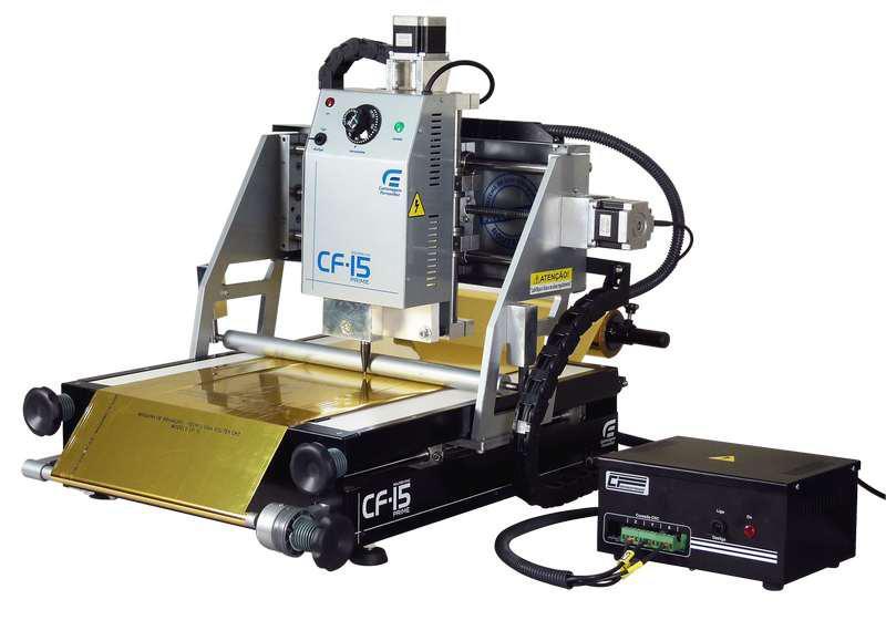 Fornecedor de máquina hot stamping