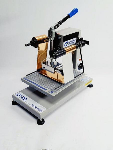 Maquina hot stamping valor