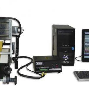 Máquina de gravação hot stamping capa dura digital